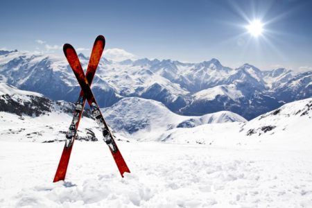 Domowe sposoby naprawidłową konserwację nart