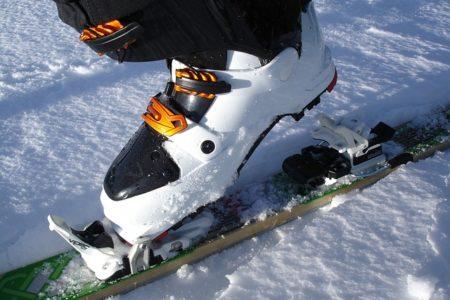 Przechowywanie nart