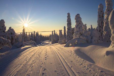 A na koniec zimy może skitour?