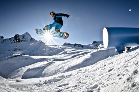 Ranking najlepszych snowparków w Polsce