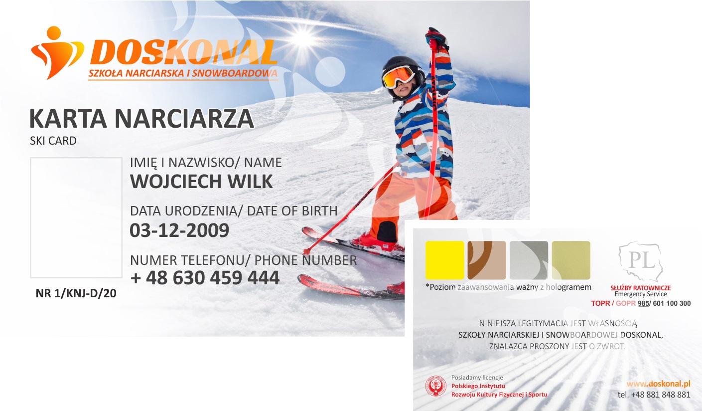 karta-narciarza-junior