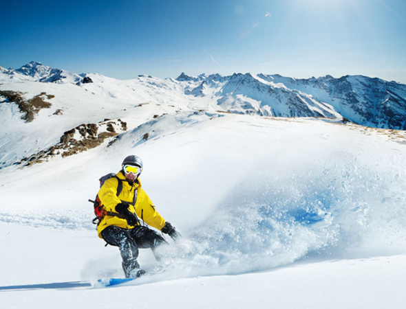 Kurs Instruktora Rekreacji Ruchowej – Snowboard
