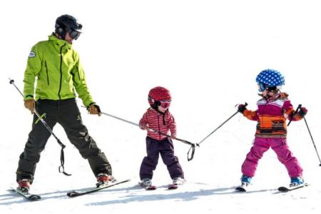 Kursy narciarskie dla dzieci