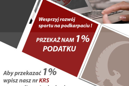 Przekaż 1% podatku