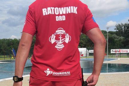 Praca dla Ratowników Wodnych oraz przyszłych ratowników na basenach otwartych !
